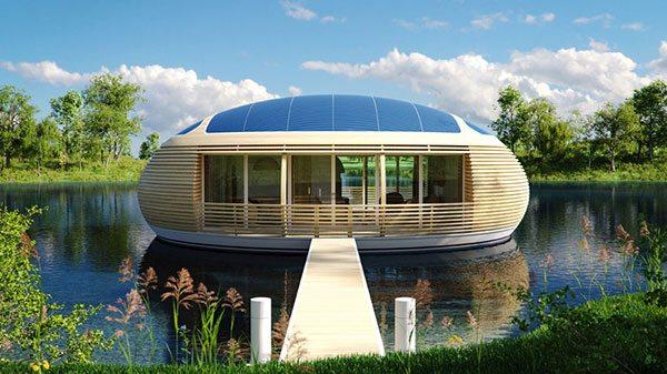 1-WaterNest-100-casa-flotante-ecologica-reciclable