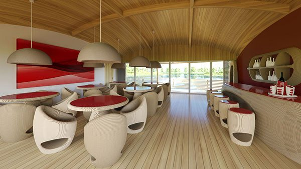 4-WaterNest-100-casa-flotante-ecologica-reciclable-restaurante