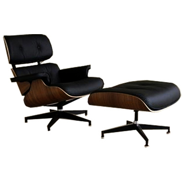 silla de diseño eames lounge chair