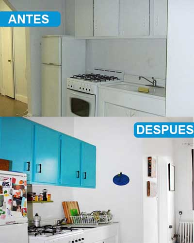 5 ideas sencillas y baratas para decorar los muebles y for Ideas para restaurar muebles