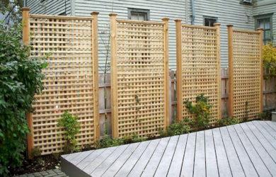Ideas para ganar privacidad y poner en la terraza para que no te vean