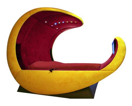 cama futurista