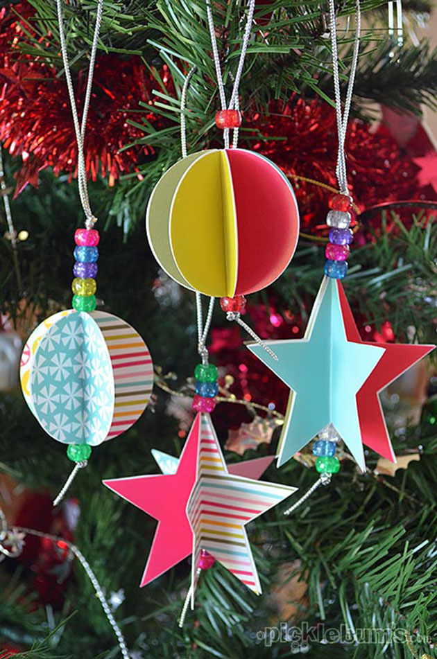 Adorno de navidad para el árbol