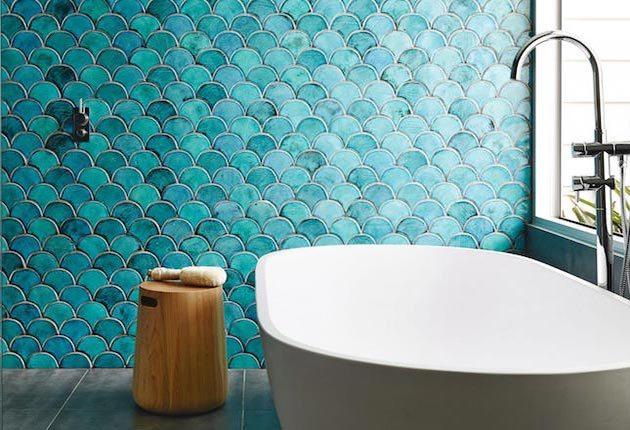 Descubre los azulejos escama de pez mil ideas de decoraci n for Salon los azulejos