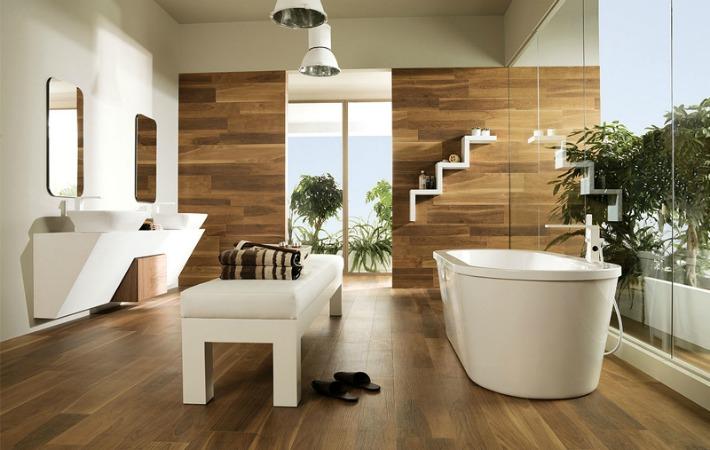 Baño moderno banium