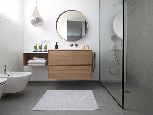 60 fotos de baños modernos diseñados con total acierto | Mil ...