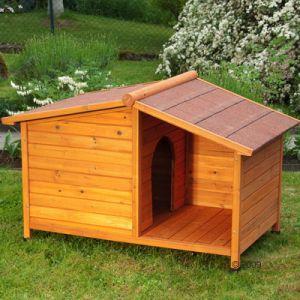 Casetas para perros baratas y modernas mil ideas de for Como hacer una caseta de jardin barata