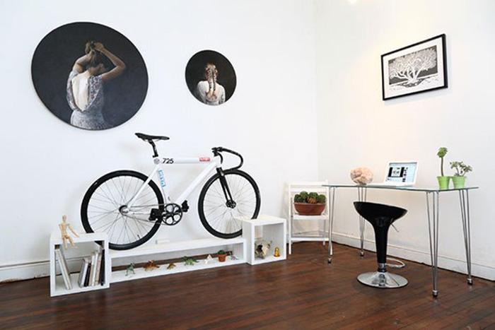 Chol1 Muebles para bicicletas