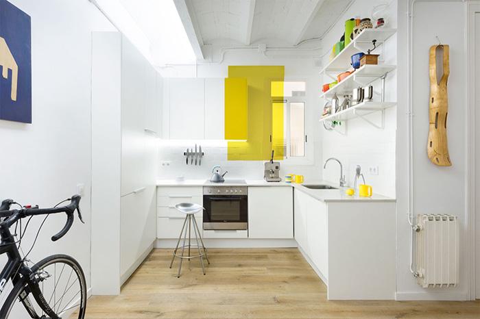 Cocinas en L.. Diseños que te van a cautivar. #Cocina #Kitchen #Diseño #Decoración