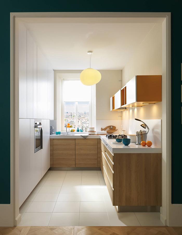 Cocinas en L. 20 diseños que te van a conquistar | Mil Ideas de ...