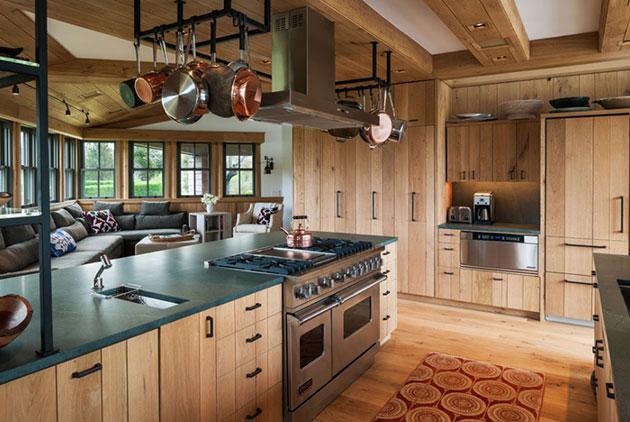 41 fotos e ideas de preciosas cocinas r sticas mil ideas - Cocinas camperas rusticas ...