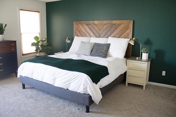 Colores para pintar la casa: Verde agua marina