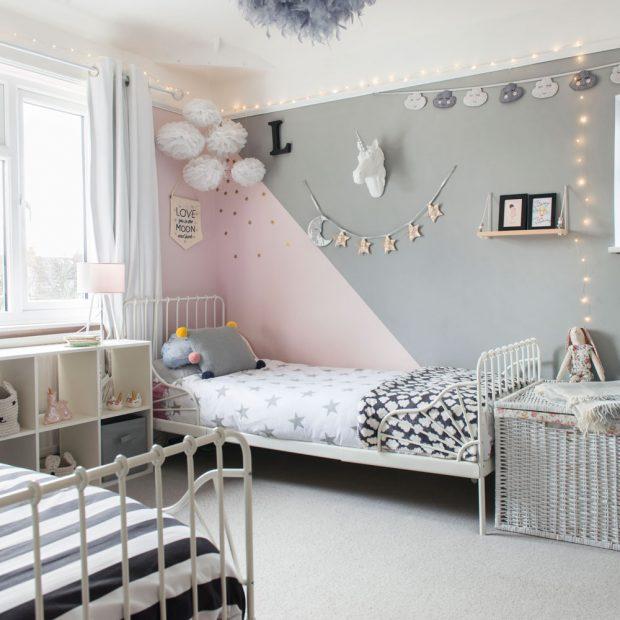 15 Combinaciones De Colores Para Pintar Una Habitación Infantil