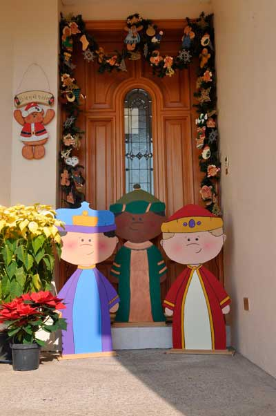 Ideas para decorar la casa la noche de los reyes magos for Ideas para decorar la casa