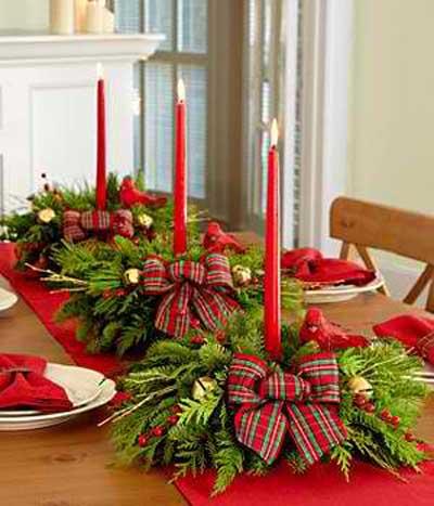 25 fotos e ideas sobre c mo hacer un centro de mesa para - Como hacer un centro de mesa navideno ...