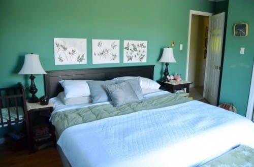 Decorar las paredes con cuadros hechos con hojas de plantas - Cuadros para la pared ...
