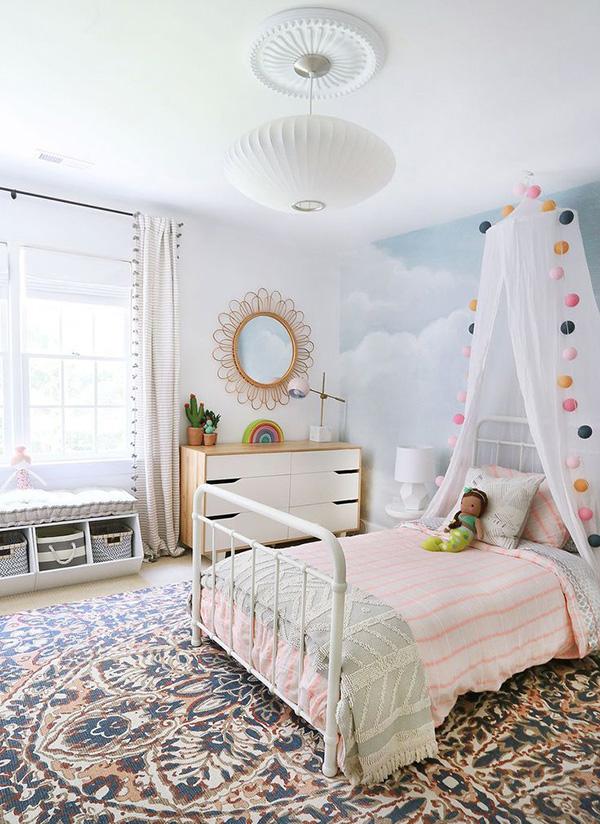 50 ideas para decorar el cuarto o dormitorio de una chica ...