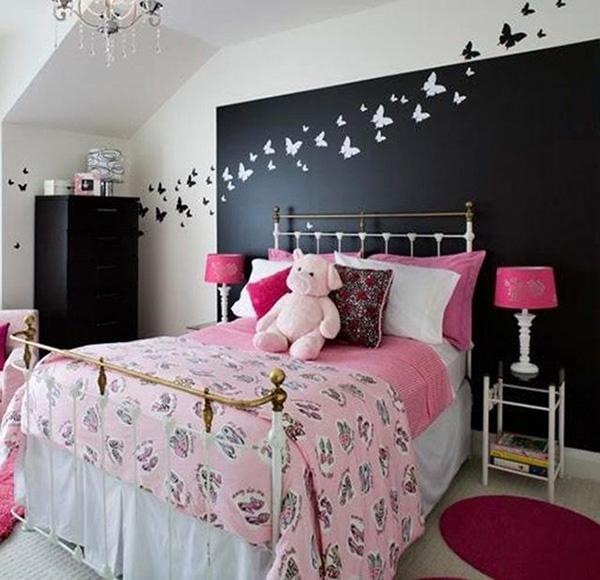 Decoración de dormitorios y habitaciones juveniles para chica