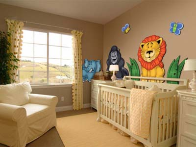 decorar-dormitorio-cuarto-bebe 4
