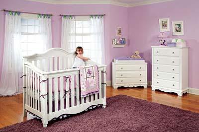 50 fotos e ideas para decorar el cuarto o dormitorio del beb mil ideas de decoraci n - Ideas para pintar una habitacion de bebe ...