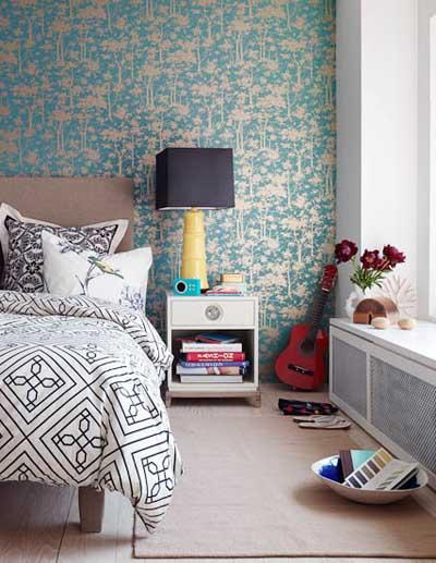 cuartos pintados color aqua – Dabcre.com