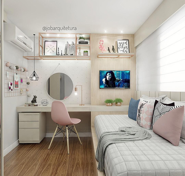 ideas de dormitorio verde chicos Dormitorios Juveniles Modernos Llenos Soluciones E Ideas De