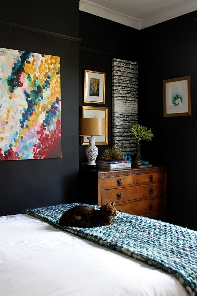 13 ideas para pintar y decorar paredes con gotel mil - Best paint colors for small rooms ...