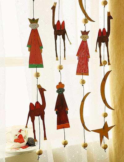 decorar_ventana_navidad_niños