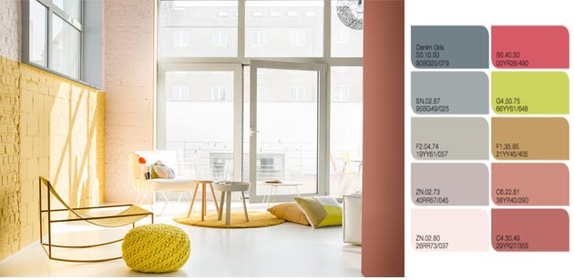 Denim gris color del a o 2017 bruguer mil ideas de - Paleta colores bruguer ...
