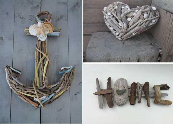 30 Ideas Driftwood Para Decorar Tu Hogar Con Madera De
