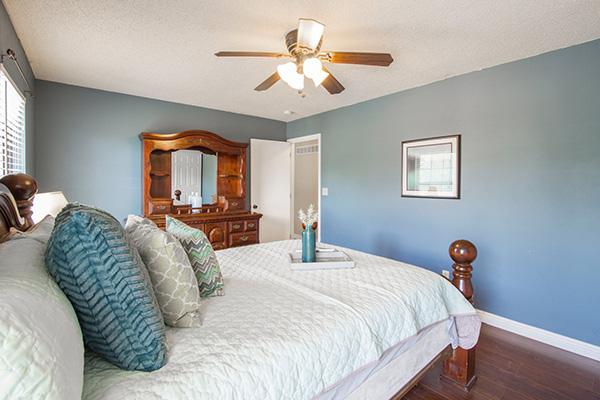 15 Fotos e ideas para pintar y decorar un dormitorio de azul
