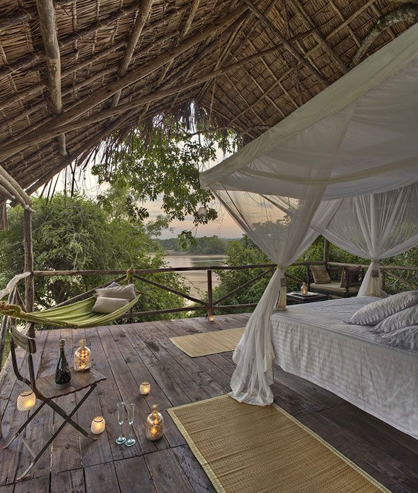 dormitorio-hotel-The-Retreat-Selous