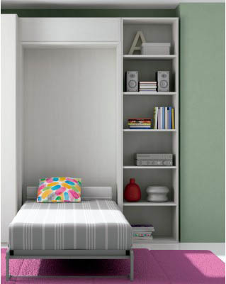 Decoraci n infantil mil ideas de decoraci n part 4 - Amueblar dormitorio juvenil pequeno ...
