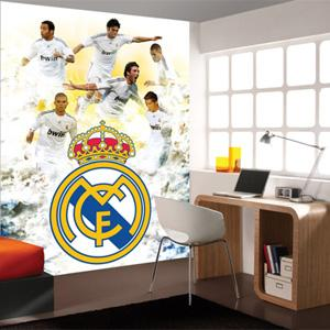 Fotomurales decorativos del real madrid mil ideas de decoracin ver o comprar este fotomural del real madrid thecheapjerseys