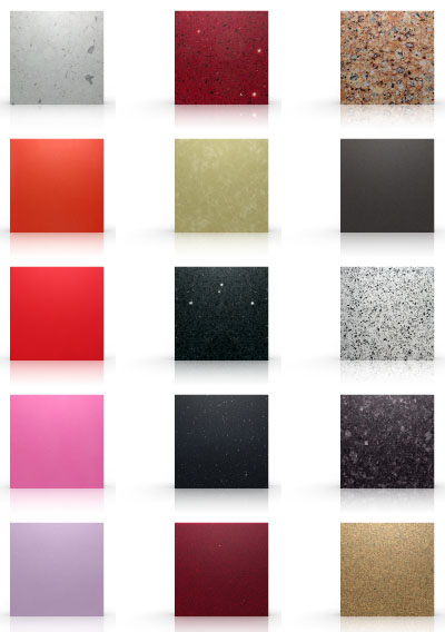 Gama de colores de silestone mil ideas de decoraci n for Colores de granito para encimeras