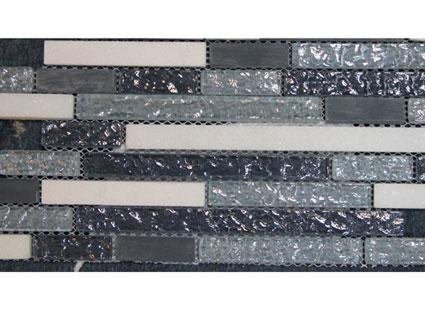Cat logo de azulejo de mosaico o gresite mil ideas de - Azulejos de cristal ...