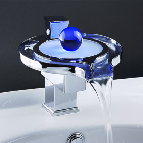 Kitchen Faucet With Leds