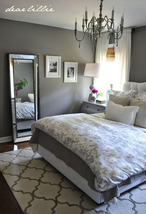 Una habitación gris