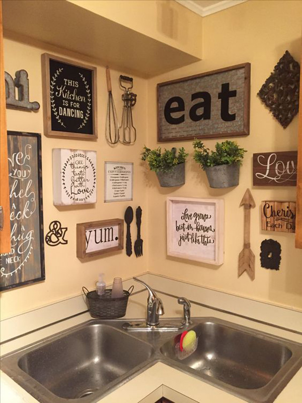 25 Ideas Para Decorar La Pared De La Cocina Sep Sitename