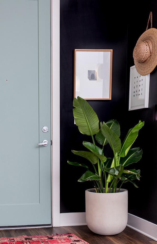 Idea para decorar un rincón o zona muerta en casa