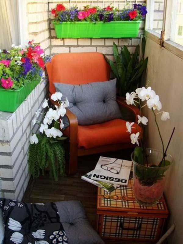 30 ideas para decorar una terraza peque a mil ideas de - Ideas decorar terraza ...