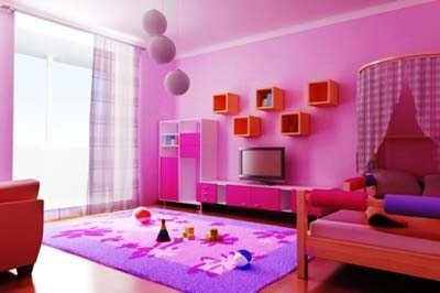 Fotos e ideas para decorar una habitaci n infantil mil - Como decorar una pared de habitacion ...