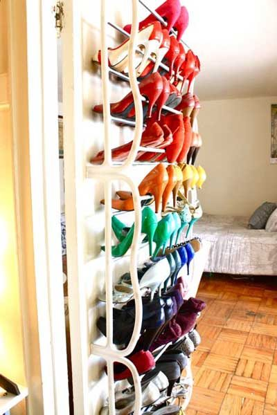 Ideas para guardar y organizar los zapatos en casa. | Mil Ideas de ...