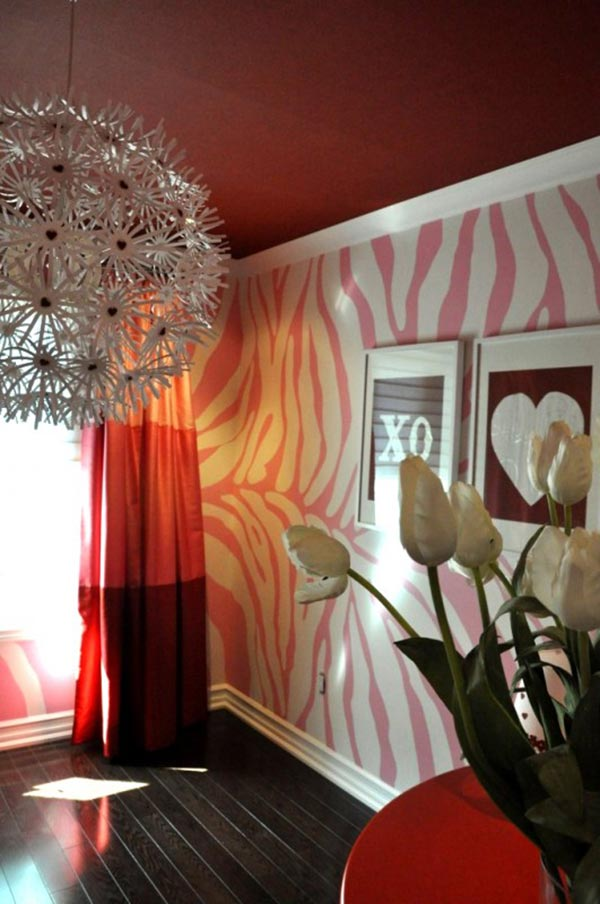 ideas-pintar-pared-animal-print