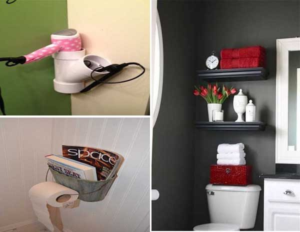 Ideas Economicas Para Decorar El Bano: Windowless bathroom ...