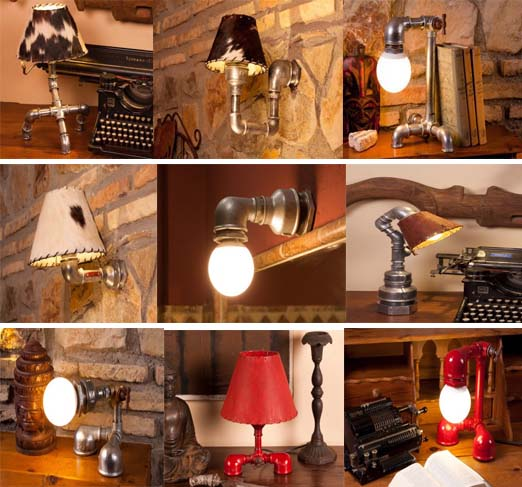 Decoracion industrial tienda - Decoracion vintage industrial ...