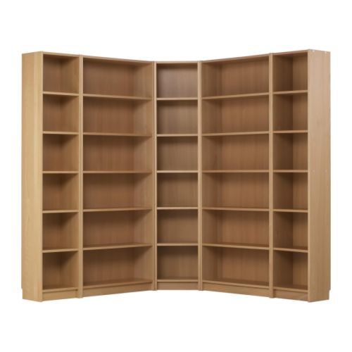 Muebles ikea librer as modernas para el sal n mil ideas for Muebles billy ikea