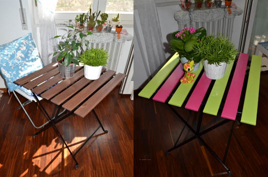 Idea para decorar la mesa de jard n tarno de ikea mil ideas de decoraci n - Ikea ideas jardin pau ...