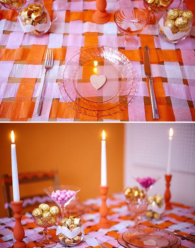 7 ideas para decorar una mesa rom ntica para dos mil - Noche romantica en casa ideas ...