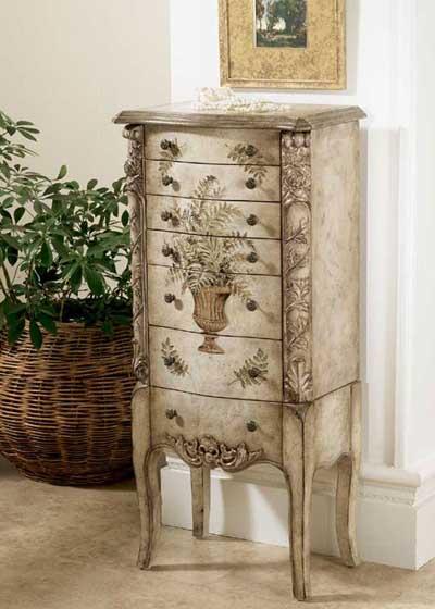 Muebles blanco viejo 20170905133834 - Mueble provenzal blanco ...